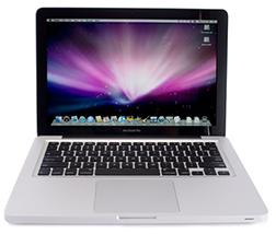 MacBook Skjerm og tastaturbytte
