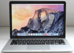 Vi bytter ødelagtfuktskadet tastatur til MacBook Pro og Air